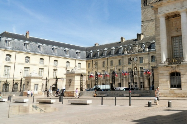 Photo Dijon - Dijon.21.Hôtel de ville.