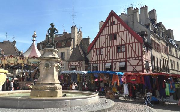 Photo Dijon - Dijon.21-Place François Rude.