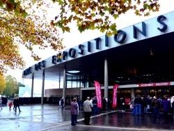 Photo paysage et monuments, Dijon - Dijon 21.Parc des expositions.Novembre 2014.