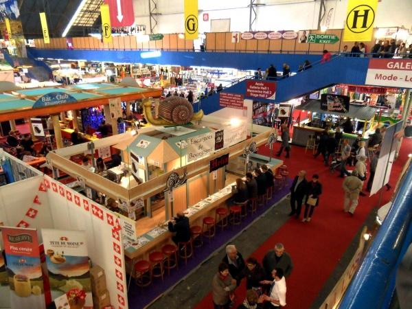 Photo Dijon - Dijon 21 - Foire gastronomique 2015.