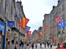 Photo paysage et monuments, Dijon - Dijon.21;Rue de la Liberté