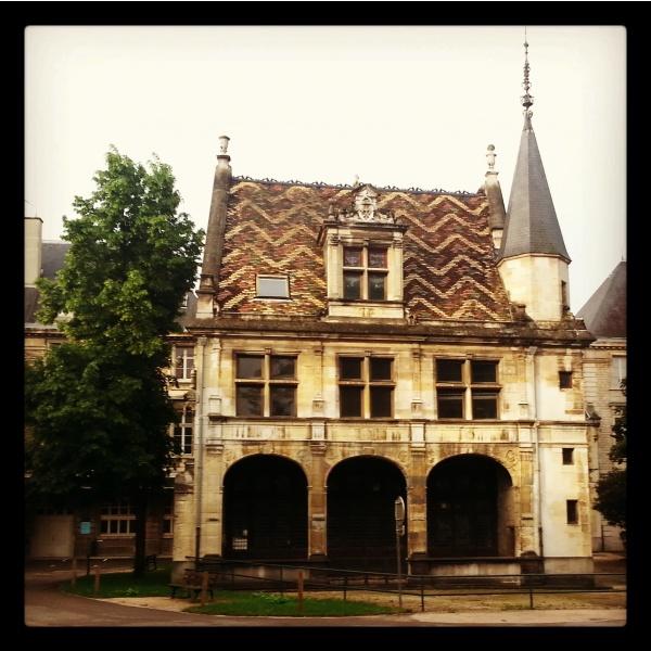 Photo Dijon - Ecole Saint-François de Sales (ancienne)