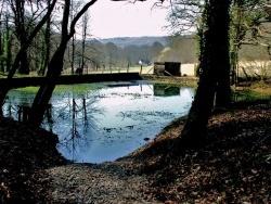 Photo paysage et monuments, Lusigny-sur-Ouche - La source de l'Ouche.