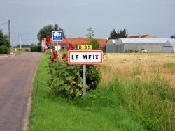 Photo paysage et monuments, Le Meix - Le Meix.été 2012.