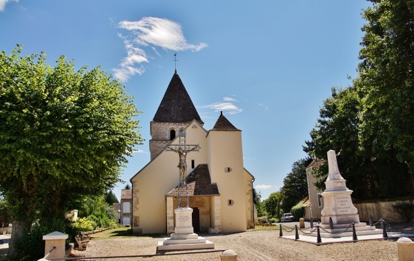 Photo Merceuil - église St Laurent