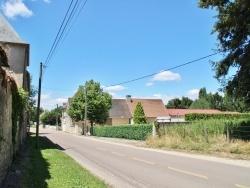 Photo paysage et monuments, Merceuil - le village