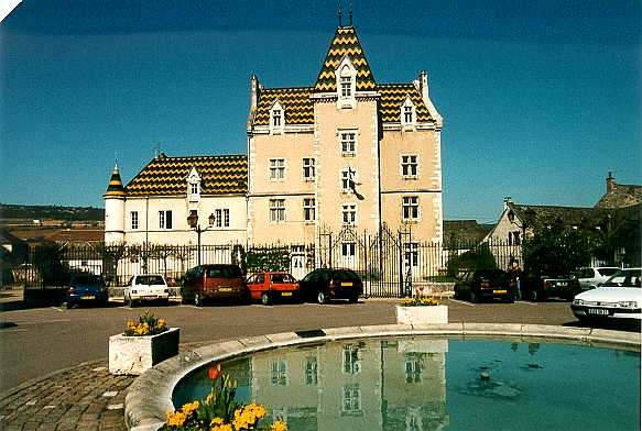 Photo Meursault - Hotel de Ville, Meursault
