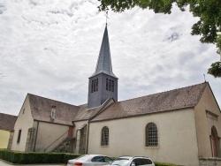 Photo paysage et monuments, Montagny-lès-Beaune - église Saint Isidore