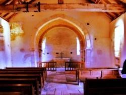 Photo paysage et monuments, Montceau-et-Écharnant - Echarnant:Chapelle Templière.