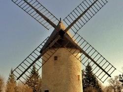 Photo paysage et monuments, Montceau-et-Écharnant - Montceau.21.Un amour de moulin.
