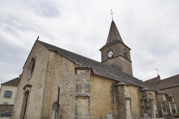 Photo Monthelie - église Saint germain