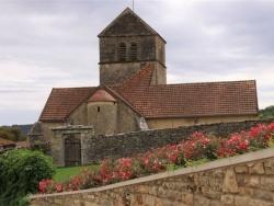 Photo paysage et monuments, Nantoux - Eglise de Nantoux