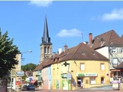Photo paysage et monuments, Pouilly-en-Auxois - Pouilly en Auxois;Centre ville 1.