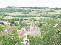 Photo paysage et monuments, La Rochepot - Le Village