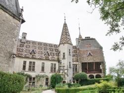 Photo paysage et monuments, La Rochepot - le château la rochepot