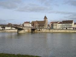 Photo paysage et monuments, Saint-Jean-de-Losne - St jean de losne