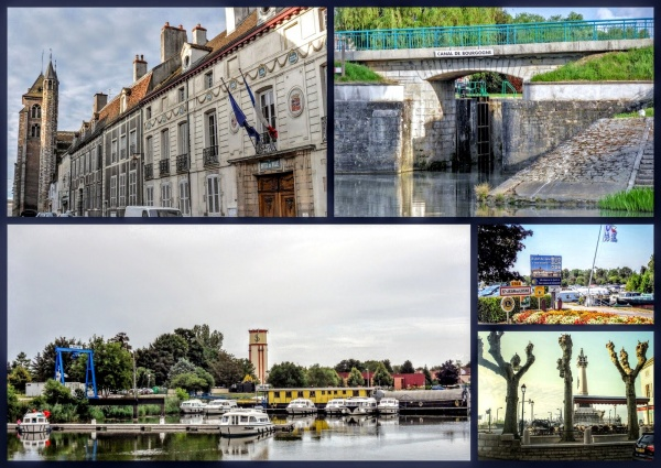Saint-Jean-de-Losne. 21
