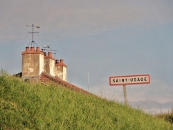 Photo paysage et monuments, Saint-Usage - Saint Usage.21.