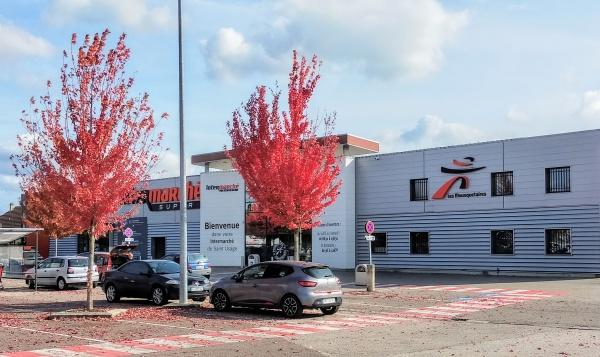 Saint-Usage 21. Intermarché Super.