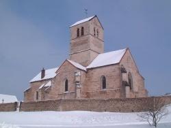 Photo paysage et monuments, Saussey - Notre superbe église