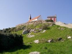 Photo paysage et monuments, Île-de-Bréhat - La chapelle Saint-Michel, sur l'ile de Bréhat