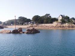 Photo paysage et monuments, Île-de-Bréhat - L'ile de Bréhat en Bretagne