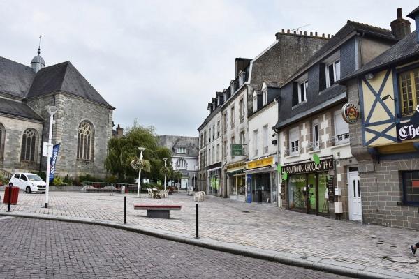 Photo Loudéac - le Village