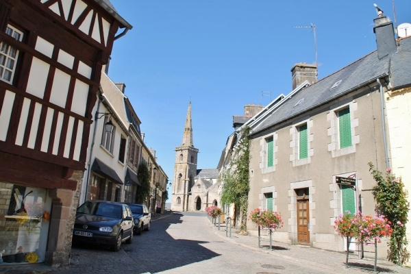 Photo La Roche-Derrien - Le Village