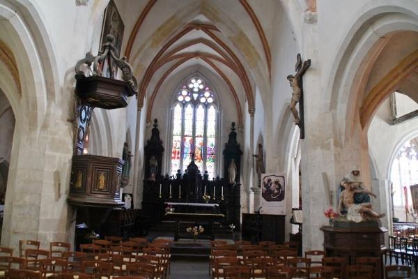 Photo La Roche-Derrien - église sainte catherine d'alexandrie