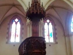 Photo paysage et monuments, Saint-Quay-Portrieux - chaire Église paroissiale Saint-Quay
