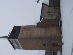 Photo paysage et monuments, Cressat - l'église restaurée