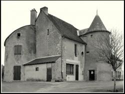 Photo paysage et monuments, Lizières - Bâtiment ancien près du Mairie