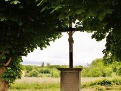Photo paysage et monuments, La Mazière-aux-Bons-Hommes - Calvaire