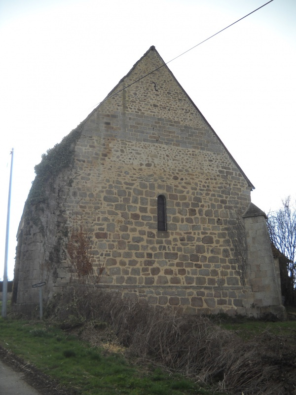Photo Roches - a Chapelle Malvalaise