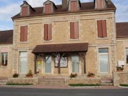 Photo paysage et monuments, Alles-sur-Dordogne - La Mairie