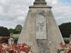 Photo paysage et monuments, Alles-sur-Dordogne - Monuments Aux Morts