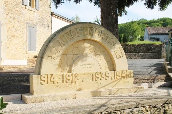 Photo Bayac - Monuments Aux Morts