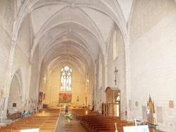 Photo paysage et monuments, Beaumont-du-Périgord - église St laurent