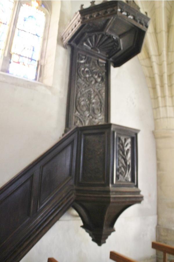 Photo Biras - église saint Cloud