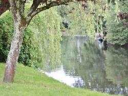 Photo paysage et monuments, Bourdeilles - La Dronne