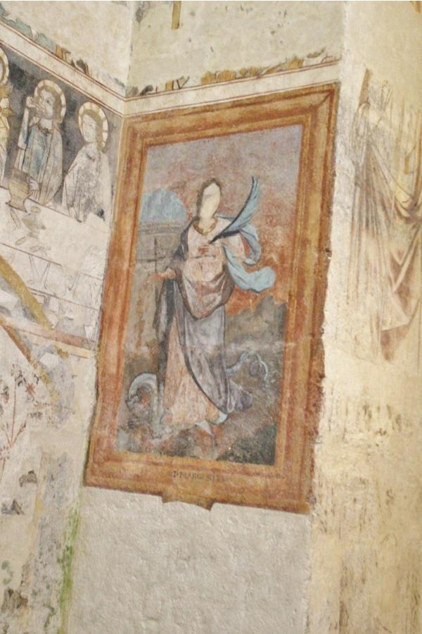 Photo Bourg-des-Maisons - église Sainte Marie