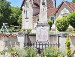 Photo paysage et monuments, Bouteilles-Saint-Sébastien - le monument aux morts