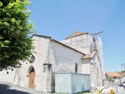 Photo paysage et monuments, Bouteilles-Saint-Sébastien - église Saint Pierre