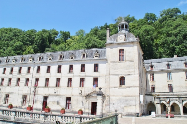 Photo Brantôme - le village