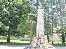 Photo paysage et monuments, Brantôme - le monument aux morts