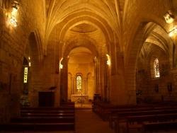 Photo paysage et monuments, Carsac-Aillac - Eglise Saint-Caprais de Carsac - Nef