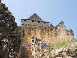 Photo paysage et monuments, Castelnaud-la-Chapelle - Château