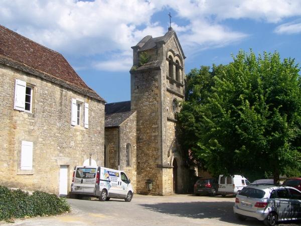 Photo Castelnaud-la-Chapelle - chapelle péchaud