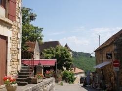 Photo paysage et monuments, Castelnaud-la-Chapelle - Le Village