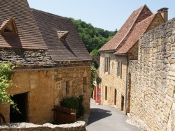 Photo paysage et monuments, Castelnaud-la-Chapelle - Le Village